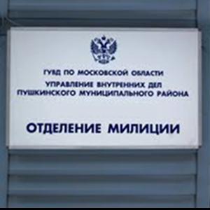 Отделения полиции Мраково