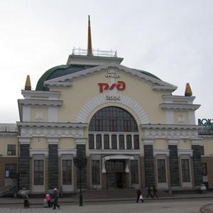 Железнодорожные вокзалы Мраково